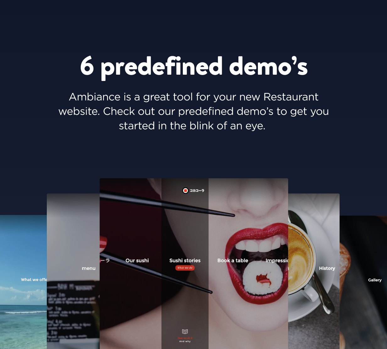 Ambiance Restaurant automated installation Ambiance - Restaurant WordPress Theme Nulled Free Download Ambiance – Restaurant WordPress Theme Nulled Free Download 11